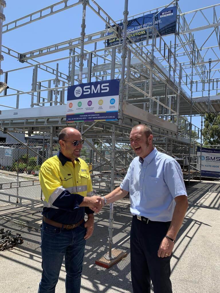 Scaffolding Hire Perth